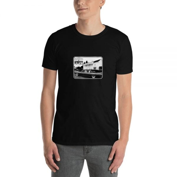 Mortuary and Hearse t-shirt