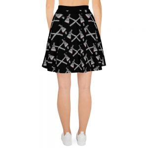 Axe Gang skater skirt
