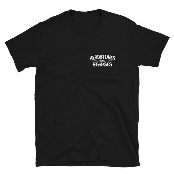 Graveyard t-shirt front