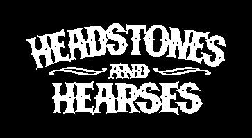 headstones and hearses logo