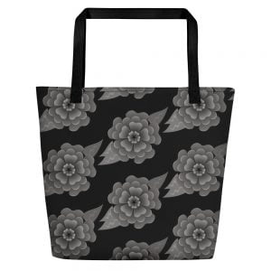 headstone flower bag