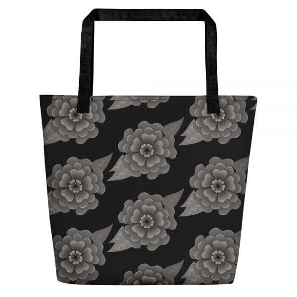 headstone flower bag