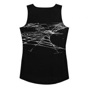spiders web tanktop