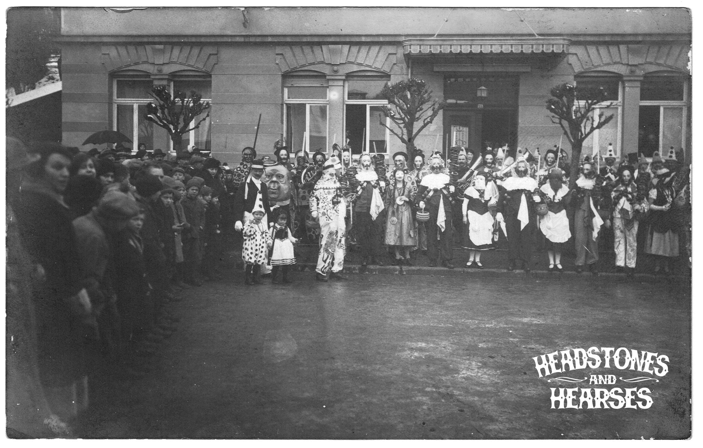 fasching parade 1926