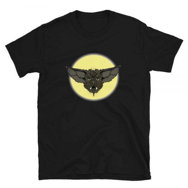 Cartoon Bat Face t-shirt
