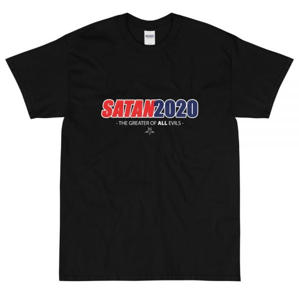 Satan 2020 t-shirt