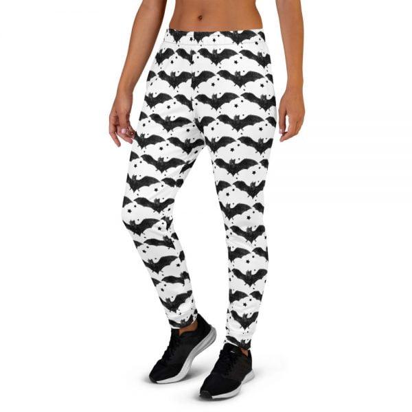 Black Bat sweatpants