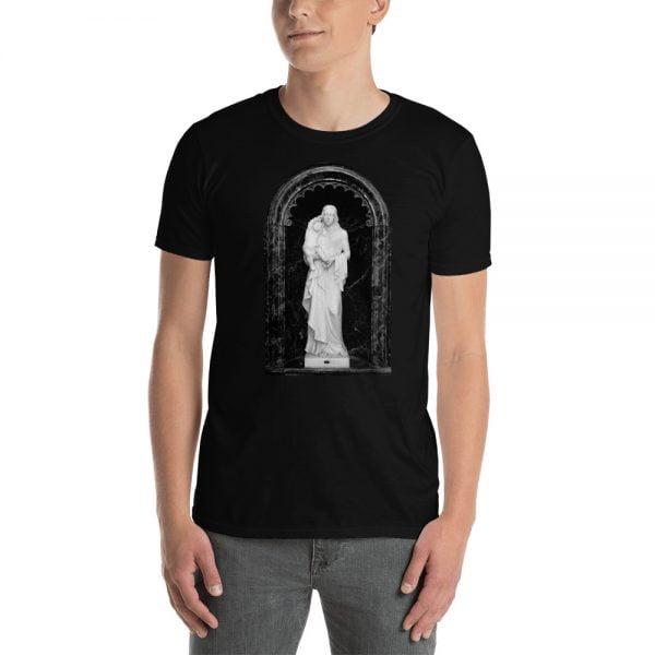 Mausoleum Mother black t-shirt