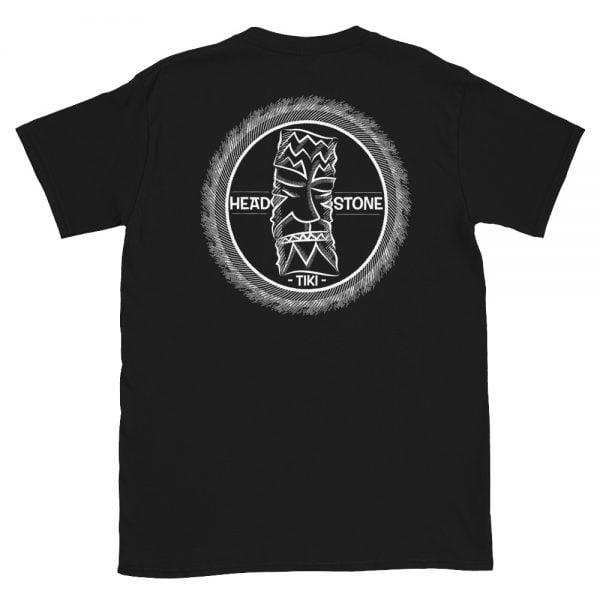 Head Stone Tiki black t-shirt
