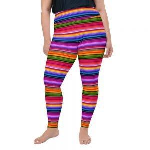 cute serape astyle leggings