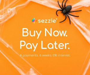 Buy now pay later with Sezzle